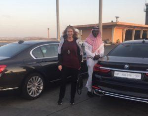 My Trip to Saudi Arabia