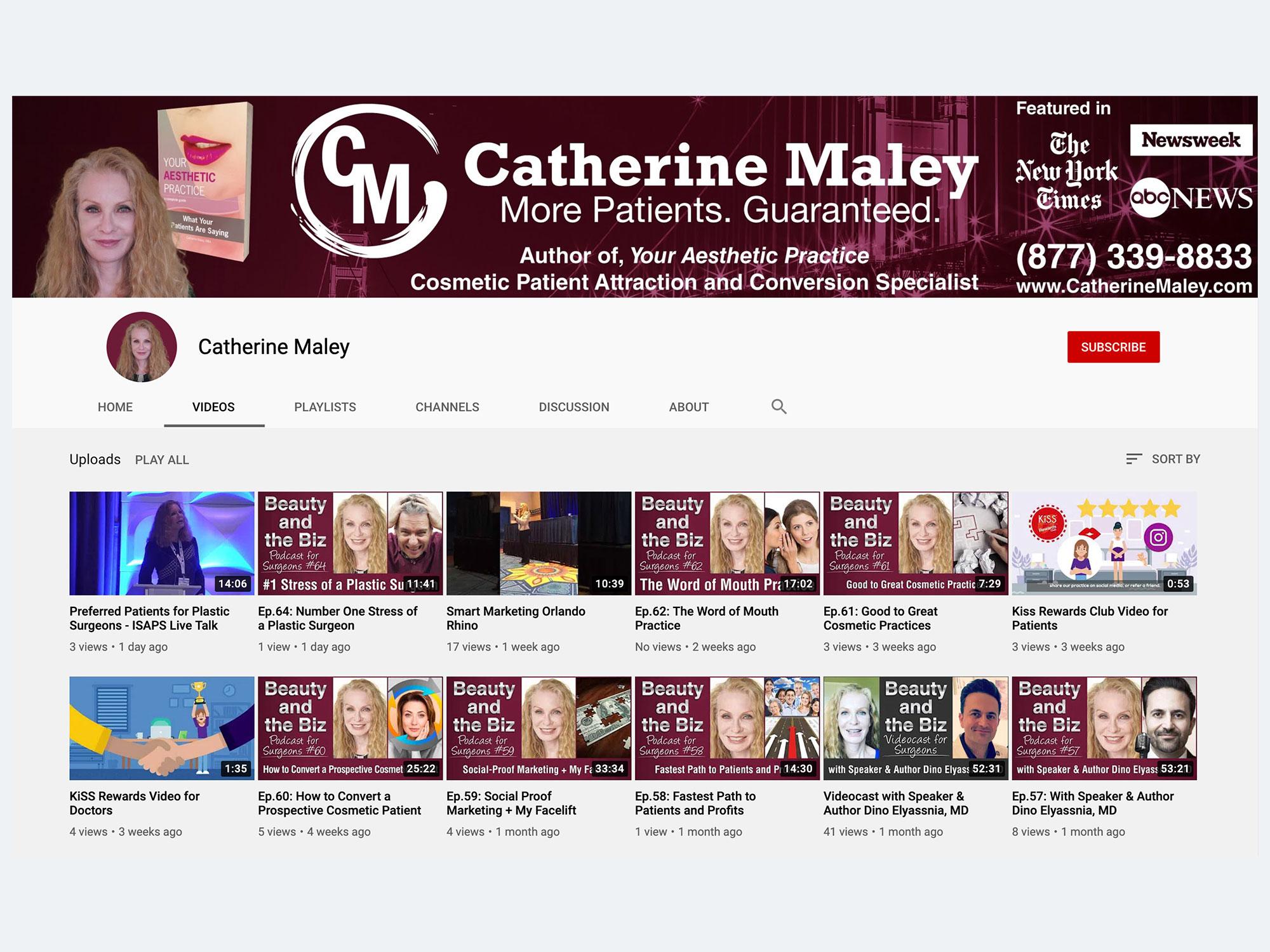 Catherine-Maley-YouTube