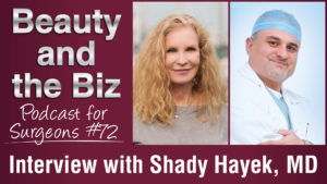 Ep.72: Interview with Shady Hayek, MD