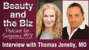 Ep.73: Interview with Thomas Jeneby, MD
