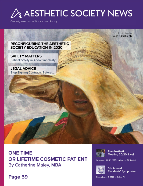 One Time or Lifetime Cosmetic Patient