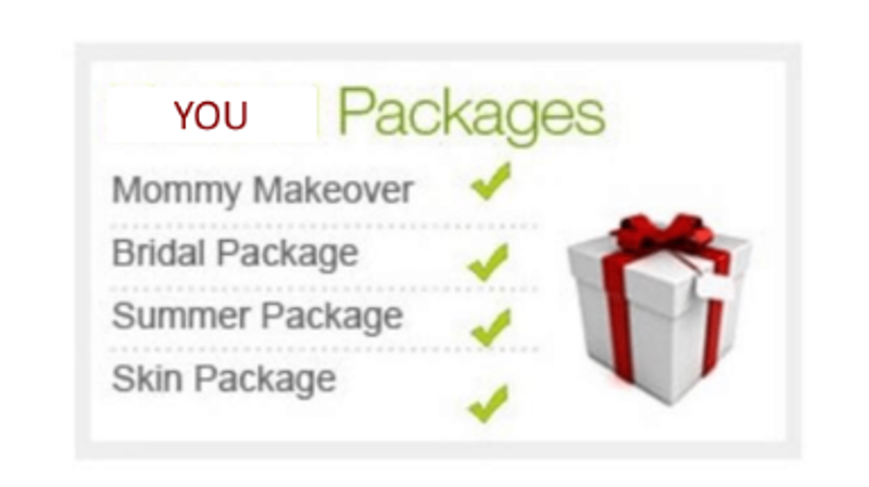 Cross Promote Services Using Packages