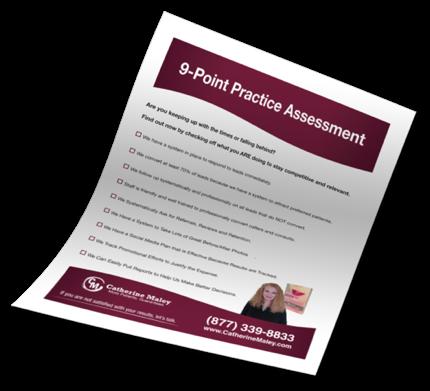 practice assessment for plastic surgeons