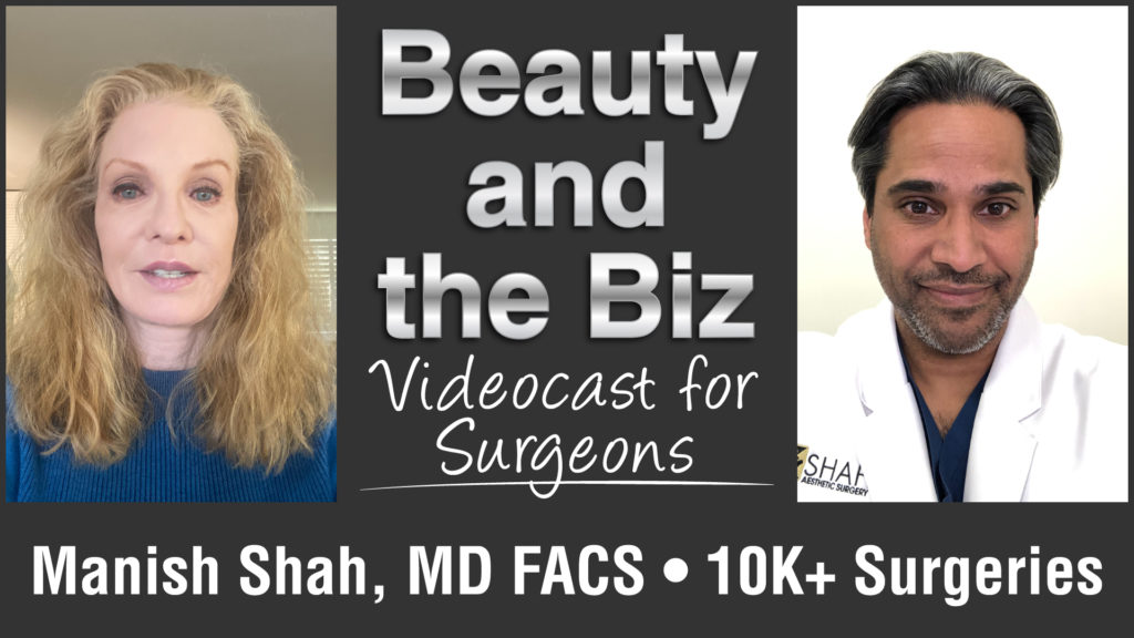 Manish Shah, MD, FACS Videocast