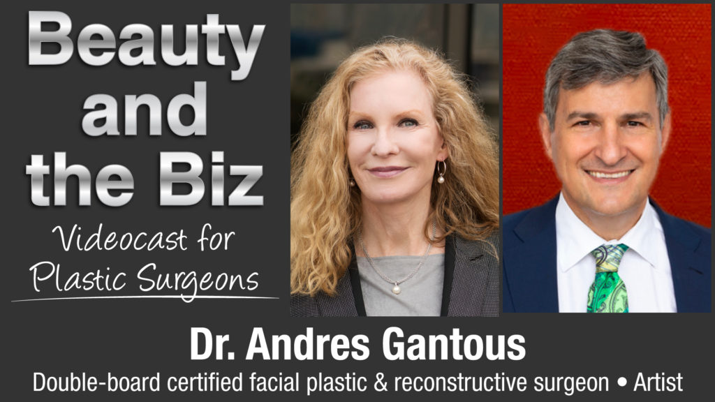 Interview with Dr. Andres Gantous