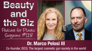 Ep.118: Interview with Dr. Marco Pelosi III