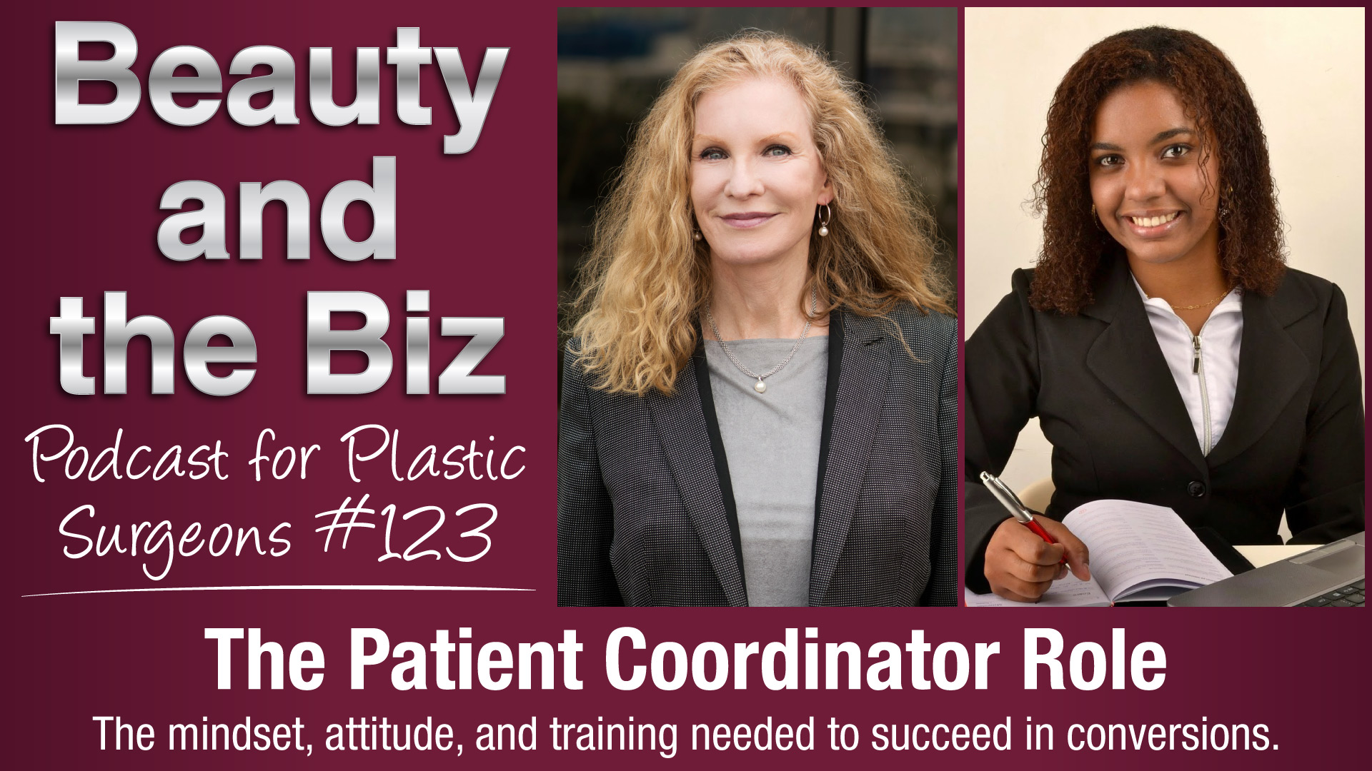 Ep.123: The Patient Coordinator Role
